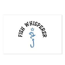 Fish Whisperer Postcards (Package of 8)