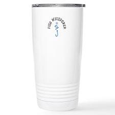 Fish Whisperer Travel Mug