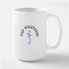 Fish Whisperer Mugs