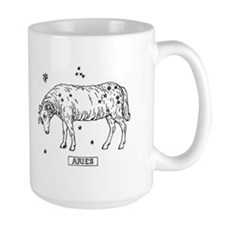 Aries (Celestial) Zodiac Mug