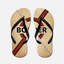 Secure The Border Flip Flops