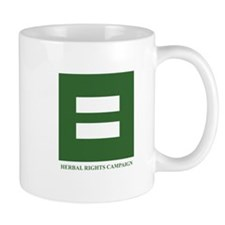 Herbal Rights Campaign Mugs
