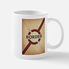 Secure The Border Mugs