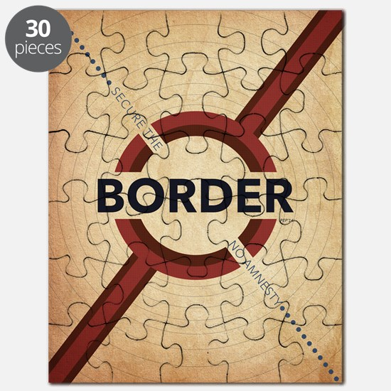 Secure The Border Puzzle