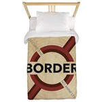 Secure The Border Twin Duvet