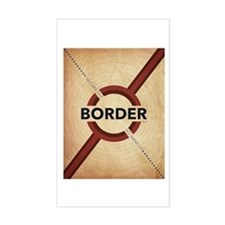 Secure The Border Decal