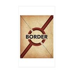 Secure The Border Sticker