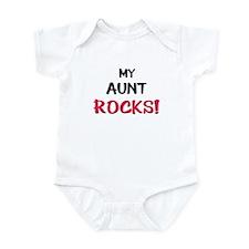 My AUNT ROCKS! Onesie