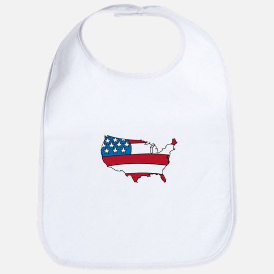 US Country Bib