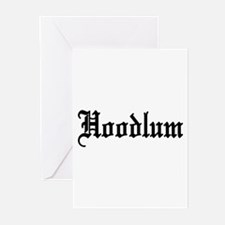 Hoodlum Greeting Cards (Pk of 10)