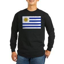 Uruguay Flag T