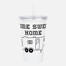 Home Sweet Home Fifth Acrylic Double-wall Tumbler