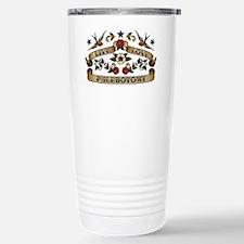 Unique Phlebotomist Travel Mug