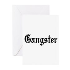 Gangster Greeting Cards (Pk of 10)