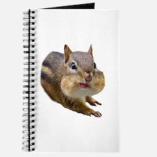 Funny Chipmunk Journal