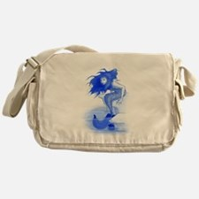 Unique Mermaid Messenger Bag