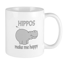 Hippo Happy Mug