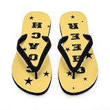 Cheer coach flip flops Flip Flops
