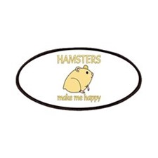 Hamster Happy Patches