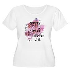 Adopt Pets Br T-Shirt