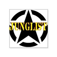 JUNGLISTSTAR copy Sticker