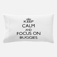 Cute Dune buggies Pillow Case
