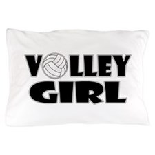 Volley Girl Pillow Case