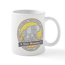 New Mom Elephant Mug