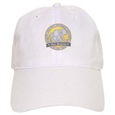 New Mom Elephant Baseball Cap