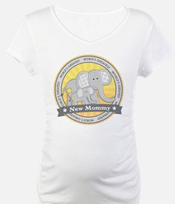New Mom Elephant Shirt