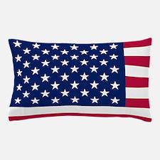 Patriotic American Flag Pillow Case