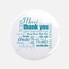 """Thank You - 3.5"""" Button"""