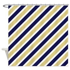 Unique Pittsburgh panthers Shower Curtain