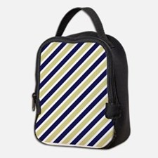 Cute Pittsburgh panthers Neoprene Lunch Bag