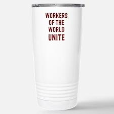 Funny Anti communism Travel Mug