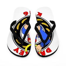Dankey Kang Flip Flops