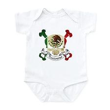 Contreras Skull Infant Bodysuit