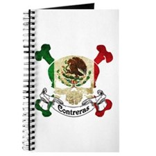 Contreras Skull Journal