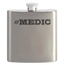 Medic Hashtag Flask
