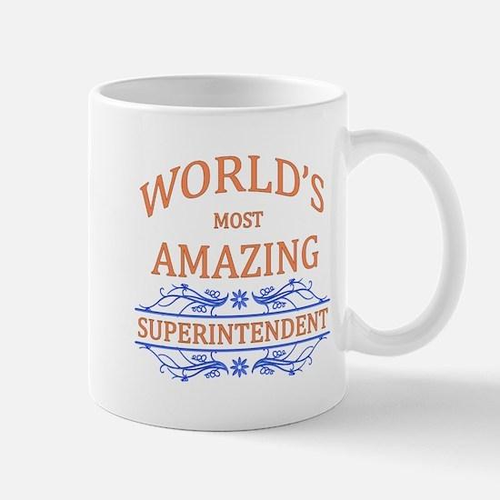 Superintendent Mug