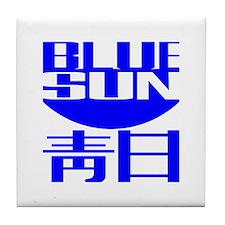 Firefly: Blue Sun Tile Coaster