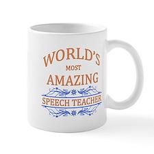 Speech Teacher Mug