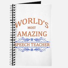 Speech Teacher Journal