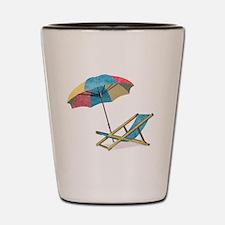 Cute Umbrella Shot Glass