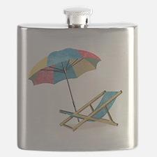 Cute Umbrella Flask