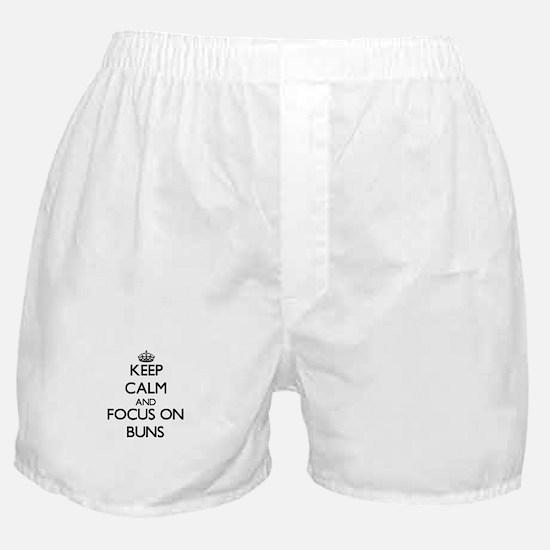 Cute I love muffin Boxer Shorts