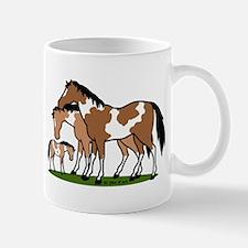 Happy Indian Horses Mug