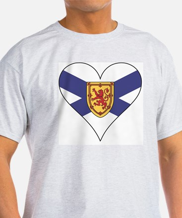 Love Nova Scotia T-Shirt