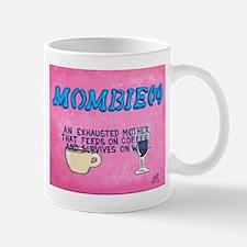 Mombie Art Mugs