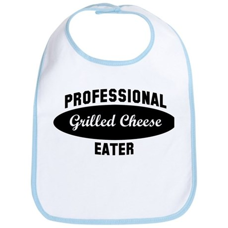 Pro Grilled Cheese eater Bib